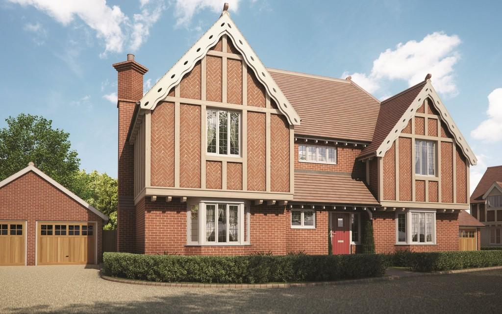 4 Bedrooms Detached House for sale in Bury Road, Lavenham, Sudbury