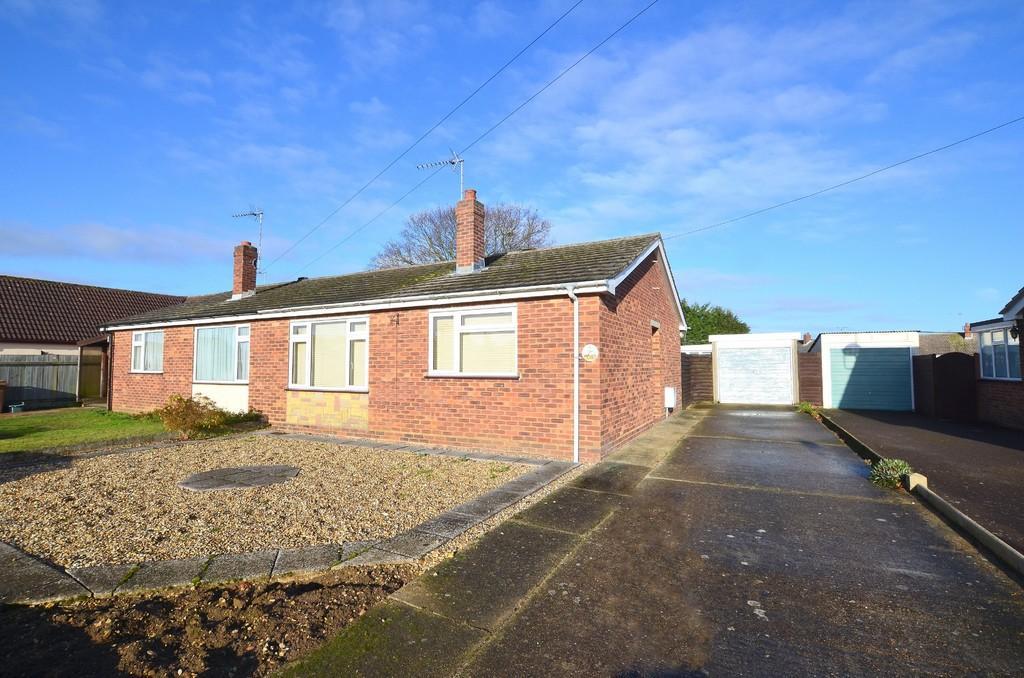 2 Bedrooms Semi Detached Bungalow for sale in Montana Road, Kesgrave, Ipswich