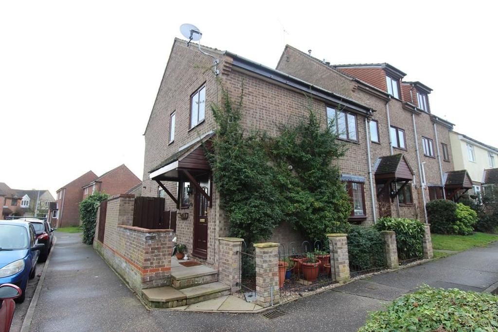 3 Bedrooms End Of Terrace House for sale in Pennyroyal Crescent, Witham, Essex, CM8