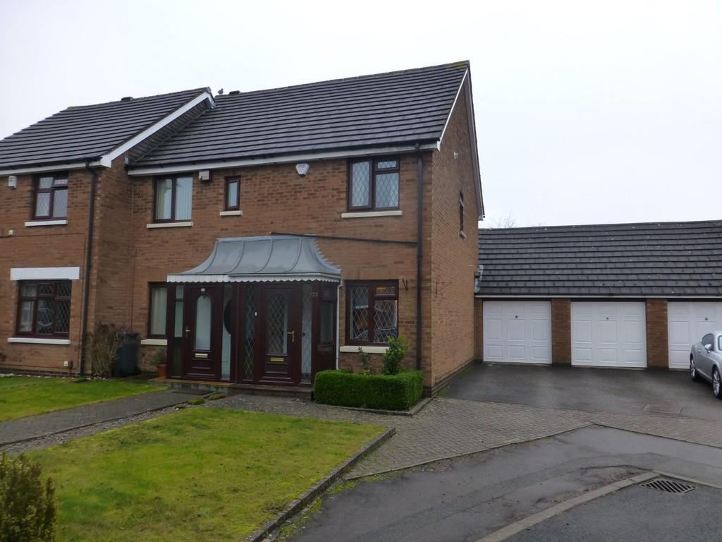 2 Bedrooms End Of Terrace House for sale in Slateley Crescent, Shirley
