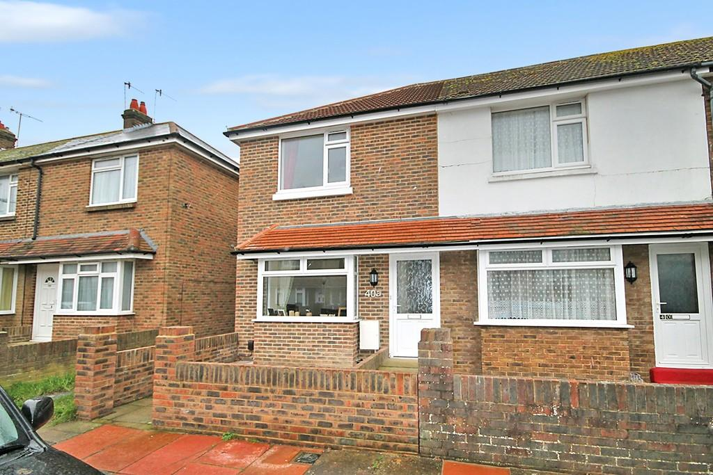 2 Bedrooms End Of Terrace House for sale in St. Anselms Road, Worthing BN14 7EN