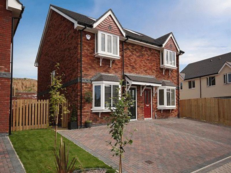 3 Bedrooms Terraced House for sale in The Caernarfon - Help to Buy