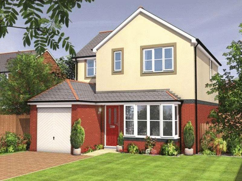 4 Bedrooms Detached House for sale in The Conwy - Help to Buy