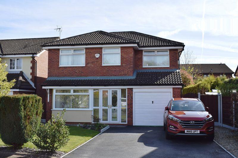 4 Bedrooms Detached House for sale in Eanleywood Lane, Norton