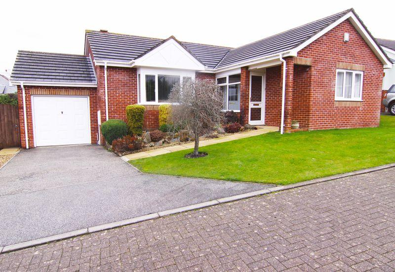 3 Bedrooms Bungalow for sale in Newcombe Close, Okehampton