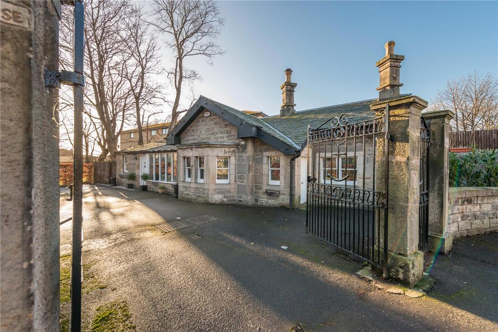 2 Bedrooms Detached House for sale in Mayfield Lodge, 109 East Trinity Road, Trinity, Edinburgh, EH5
