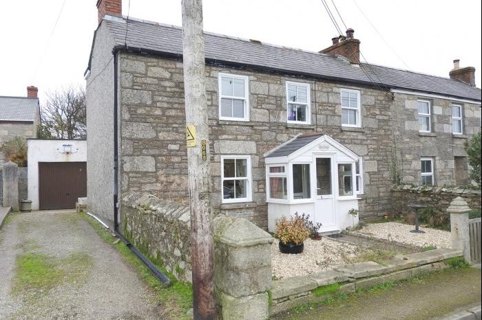 4 Bedrooms Cottage House for sale in Glynn Cottage, Higher Road, Breage, TR13