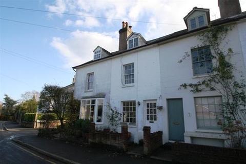 3 bedroom cottage to rent - Beautiful three bedroom cottage opposite Pennington Park