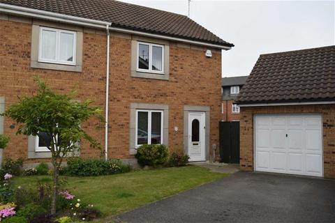 2 bedroom semi-detached house to rent - Ha'Penny Bridge Way, Hull