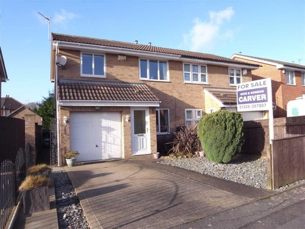 3 Bedrooms Semi Detached House for sale in Pendleton Road, Darlington