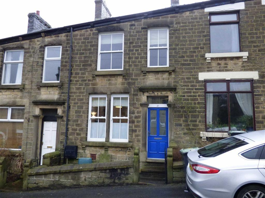 2 Bedrooms Mews House for sale in Bank Street, Hadfield, Glossop, Derbyshire, SK13