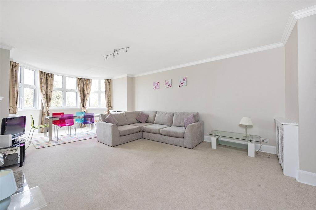2 Bedrooms Flat for sale in Burghley Court, Burghley Road, SW19