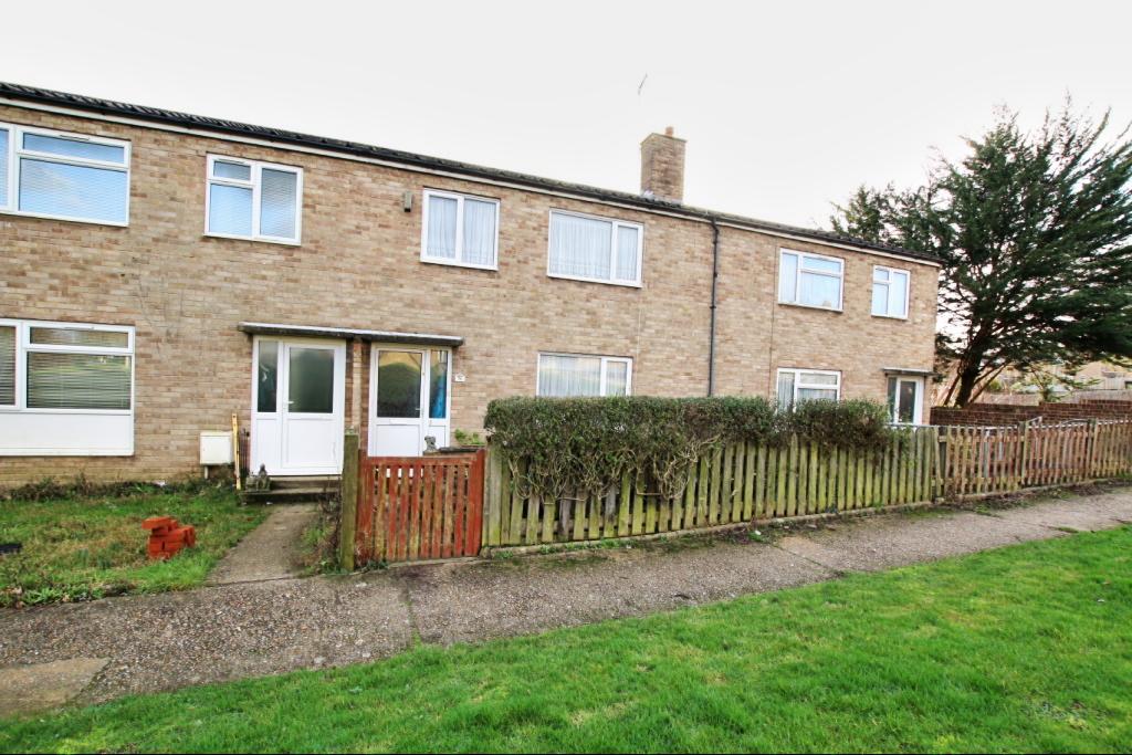 3 Bedrooms Terraced House for sale in Marshfoot Lane, Hailsham BN27