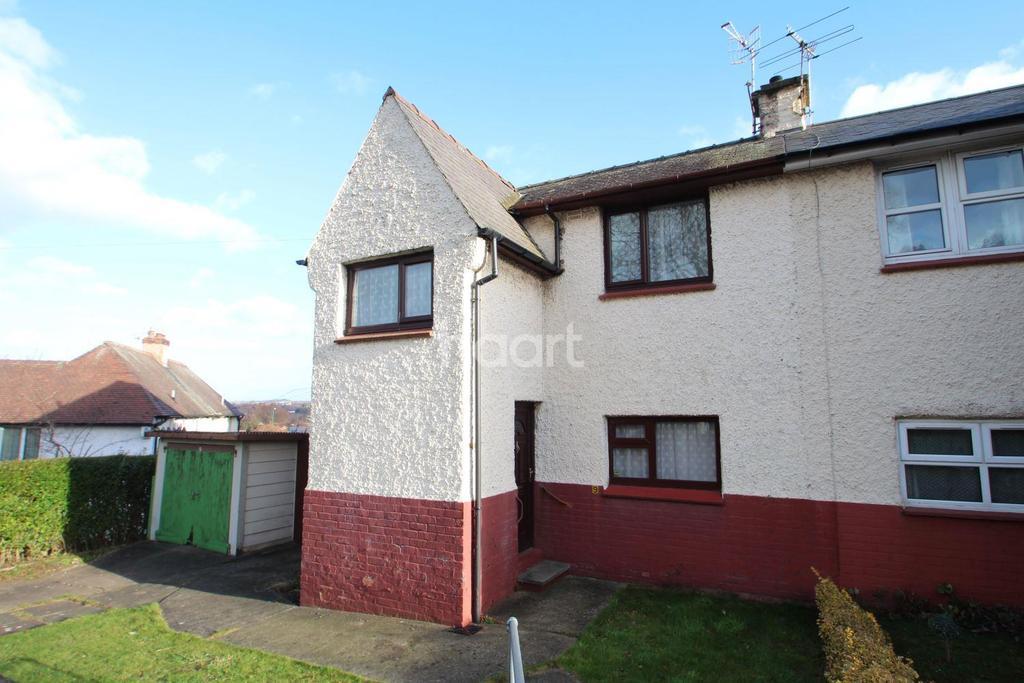 3 Bedrooms Semi Detached House for sale in Broad Walk, Nottingham