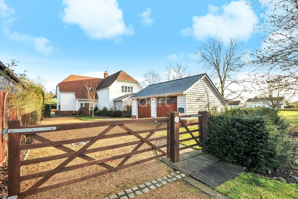 4 Bedrooms Detached House for sale in West Green, Barrington
