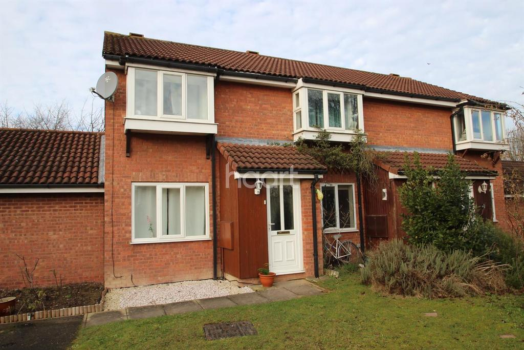 2 Bedrooms End Of Terrace House for sale in Caribou Way, Cherry Hinton