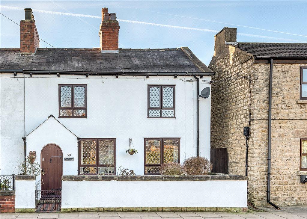 3 Bedrooms Unique Property for sale in Main Street, Barwick in Elmet, Leeds, West Yorkshire