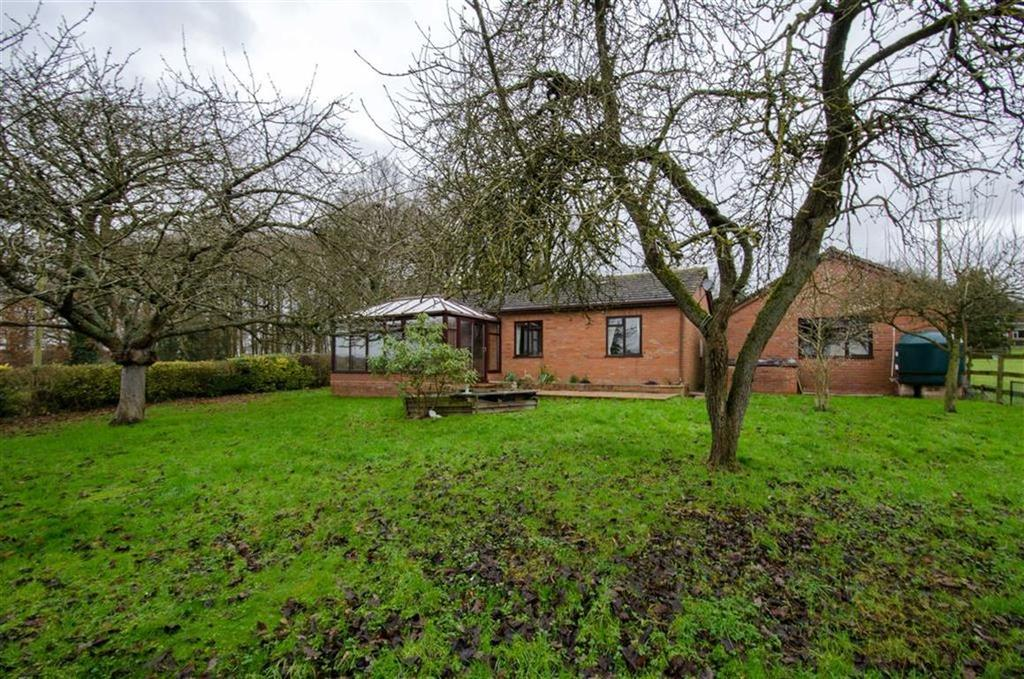 3 Bedrooms Bungalow for sale in Crundalls Lane, Bewdley, DY12