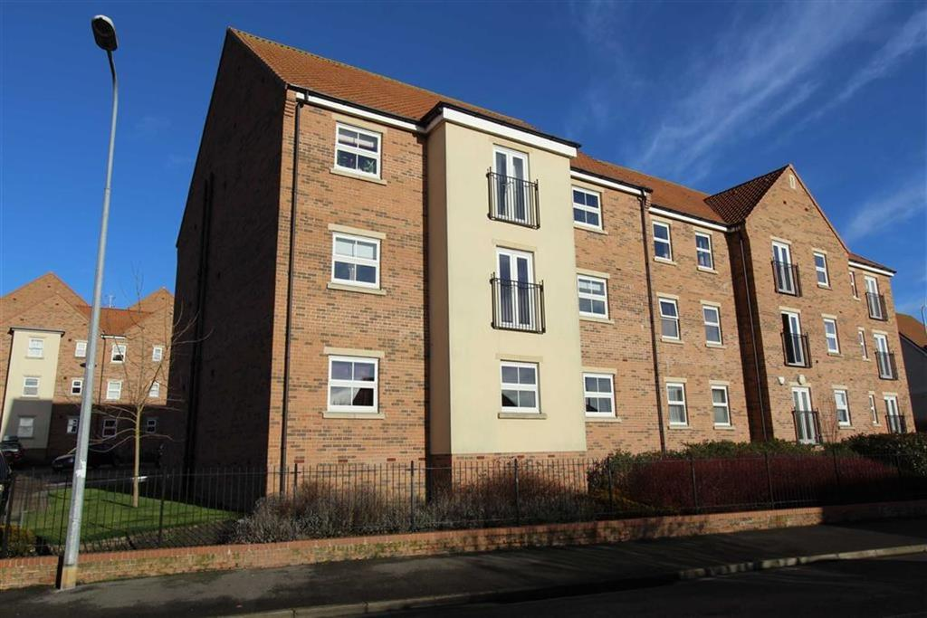 2 Bedrooms Flat for sale in Cloisters Mews, Bridlington, YO16