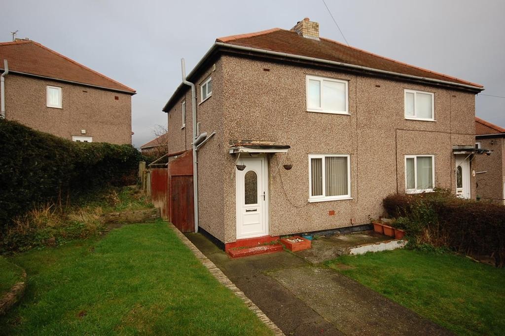 3 Bedrooms Semi Detached House for sale in Ryton