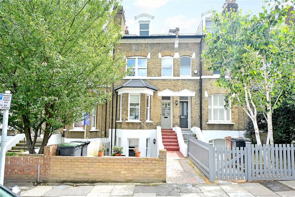 4 Bedrooms Terraced House for sale in Wisteria Road, Lewisham, London