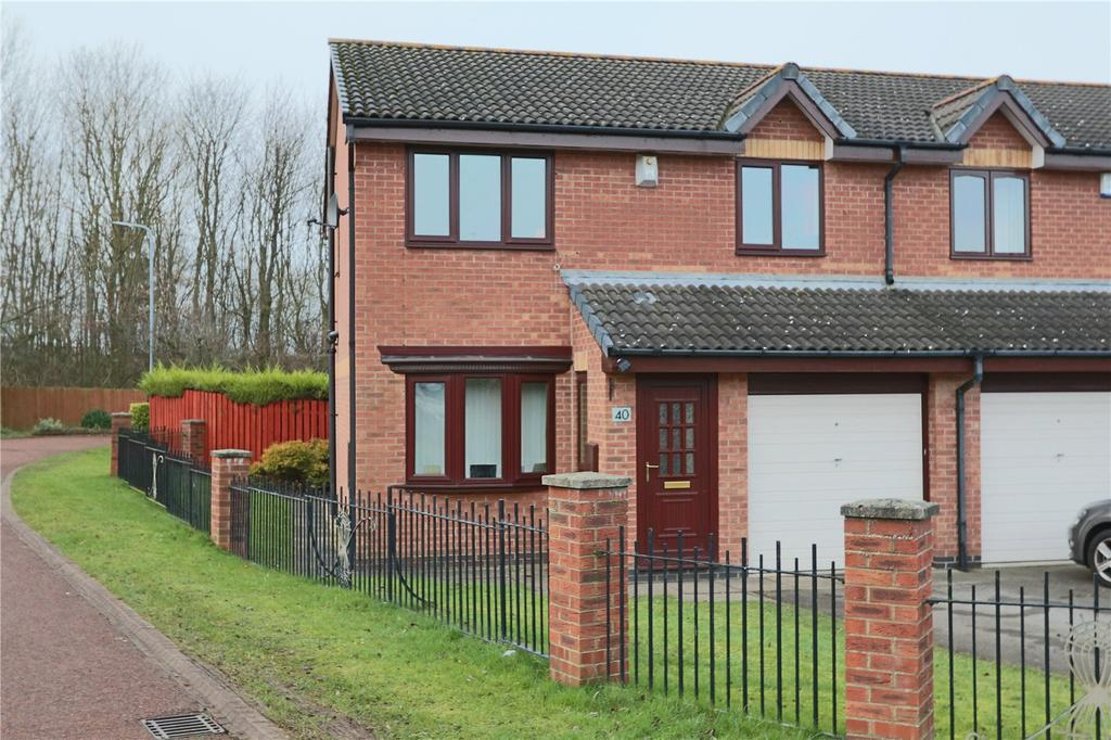 3 Bedrooms Semi Detached House for sale in Applegarth, Coulby Newham