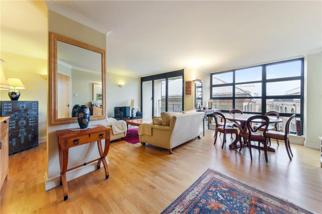 2 Bedrooms Flat for sale in Wheel House, 1 Burrells Wharf Square, Isle Of Dogs, London, E14