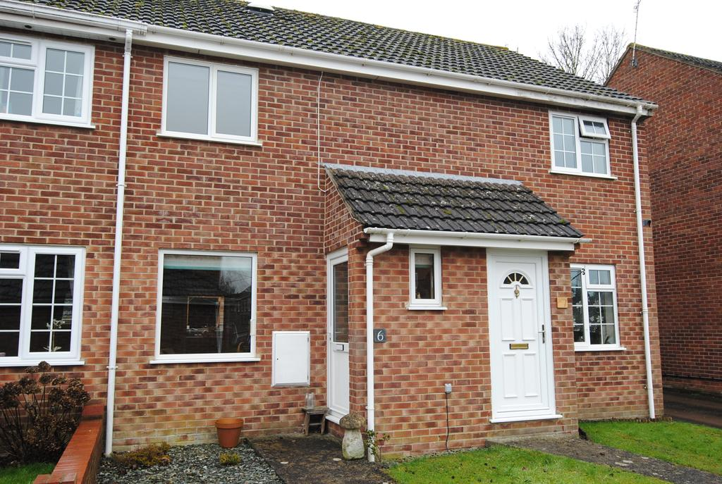 2 Bedrooms Terraced House for sale in The Butts, Tanners Lane, Shrewton, Salisbury SP3