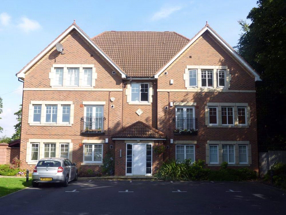 2 Bedrooms Apartment Flat for sale in Beech Grove House, 50 Meadow Lane, West Derby, Liverpool, L12