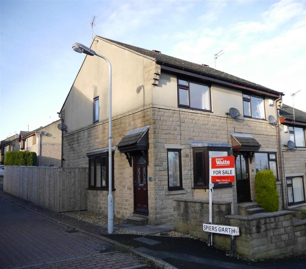 2 Bedrooms End Of Terrace House for sale in Wibsey Bank, Wibsey, Bradford, BD6 1AL