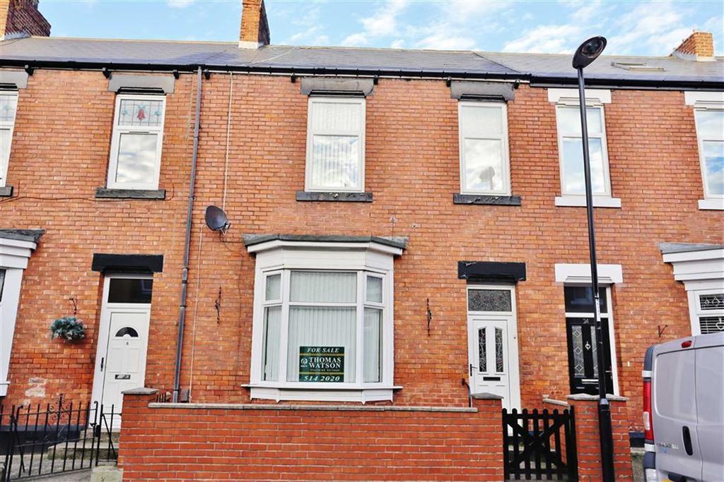 3 Bedrooms Terraced House for sale in Bede Street, Roker, Sunderland, SR6