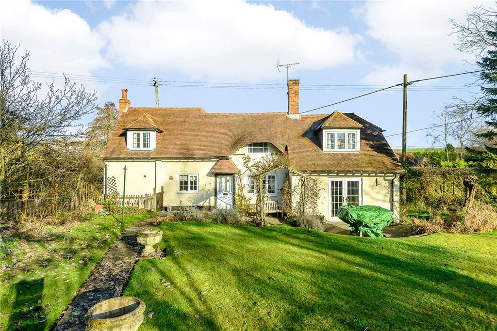 3 Bedrooms Detached House for sale in Station Road, Great Shefford, Hungerford, Berkshire, RG17