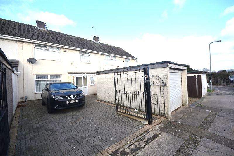 3 Bedrooms Terraced House for sale in Treborth Road, Rumney, Cardiff, Cardiff. CF3