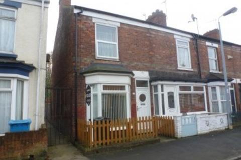 2 bedroom end of terrace house to rent - Welbeck Street, Hull HU5
