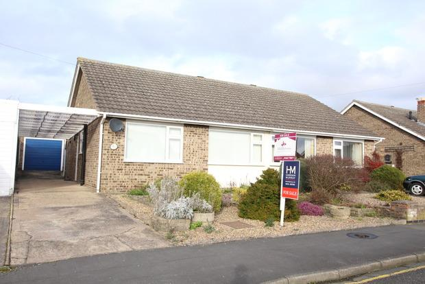 2 Bedrooms Bungalow for sale in Elgin Drive, Melton Mowbray, LE13