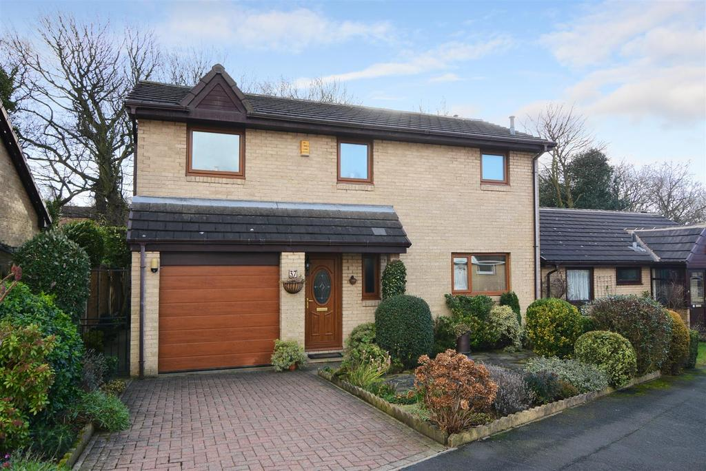 3 Bedrooms Detached House for sale in Eaton Hill, Cookridge Towers