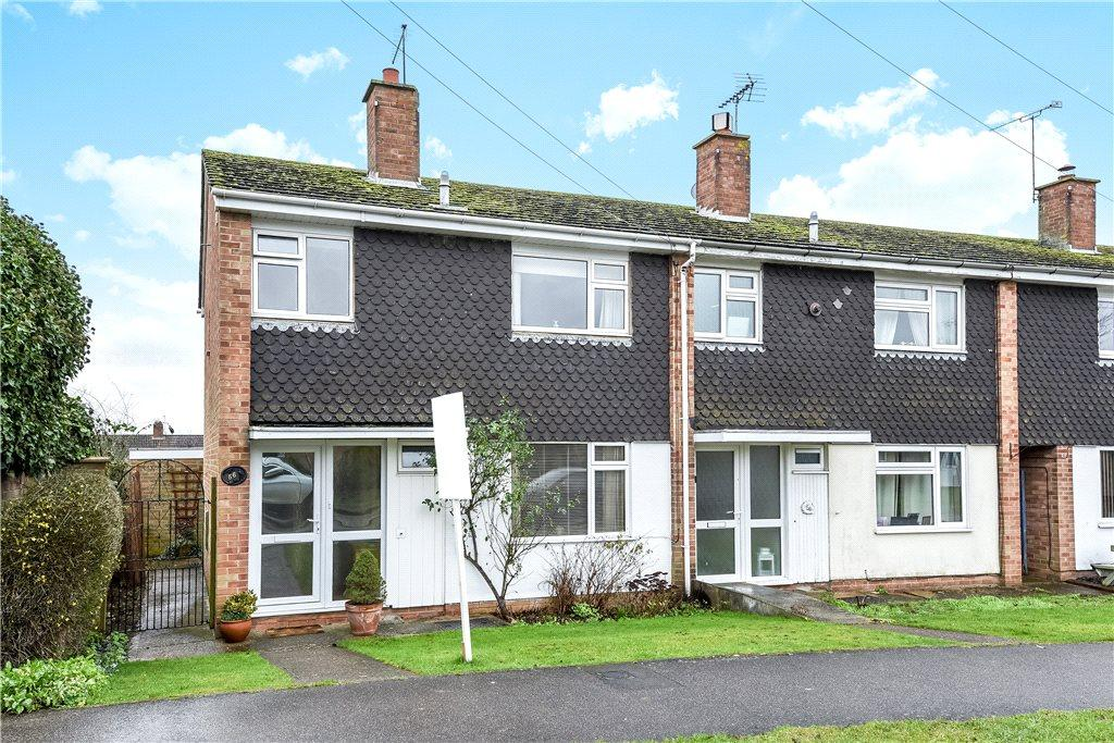3 Bedrooms End Of Terrace House for sale in Spinney Hill Road, Olney, Buckinghamshire