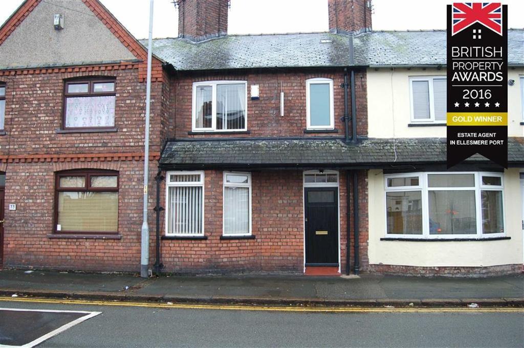 3 Bedrooms Semi Detached House for sale in Westminster Road, Ellesmere Port