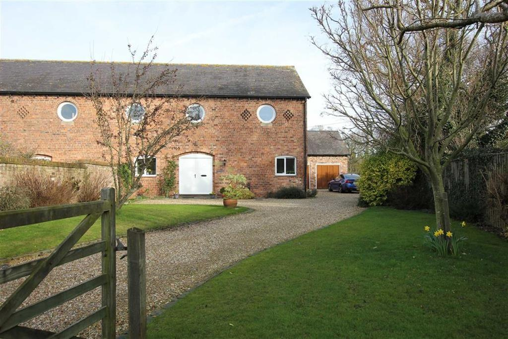 5 Bedrooms Barn Conversion Character Property for sale in Pulford Lane, Dodleston