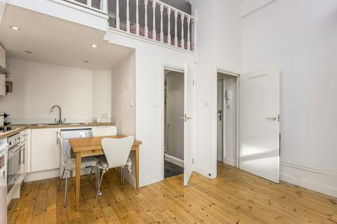 Studio to rent - Sinclair Gardens, Brook Green, London, W14