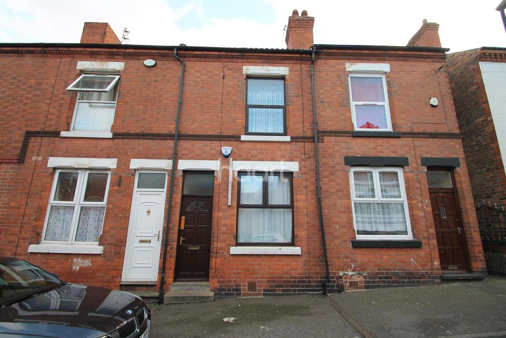 3 Bedrooms Terraced House for sale in Bleasby Street, Sneinton