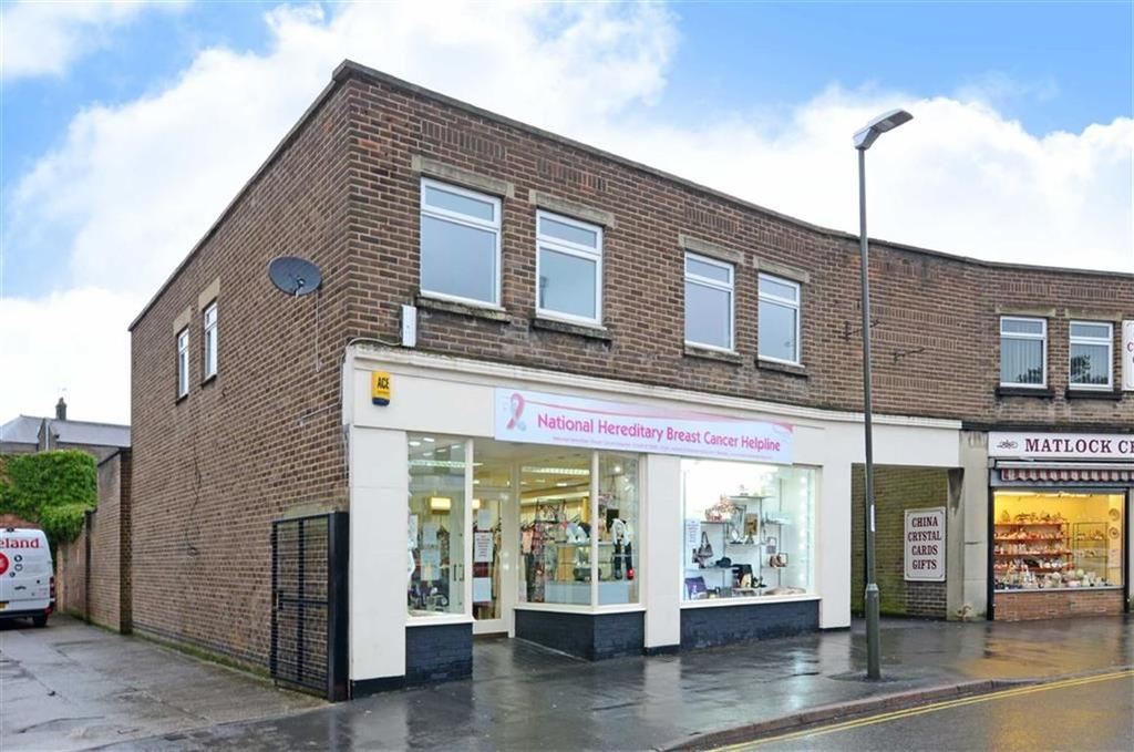 1 Bedroom Flat for sale in Flat 3b, Firs Parade, Matlock, Derbyshire, DE4