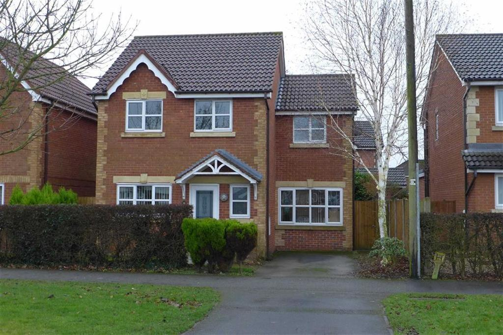 3 Bedrooms Detached House for sale in Valley Road, Wistaston, Crewe