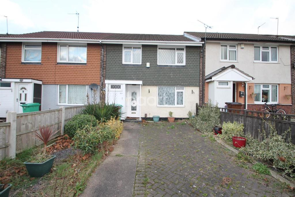 3 Bedrooms Terraced House for sale in Hungerhill Road, St Anns