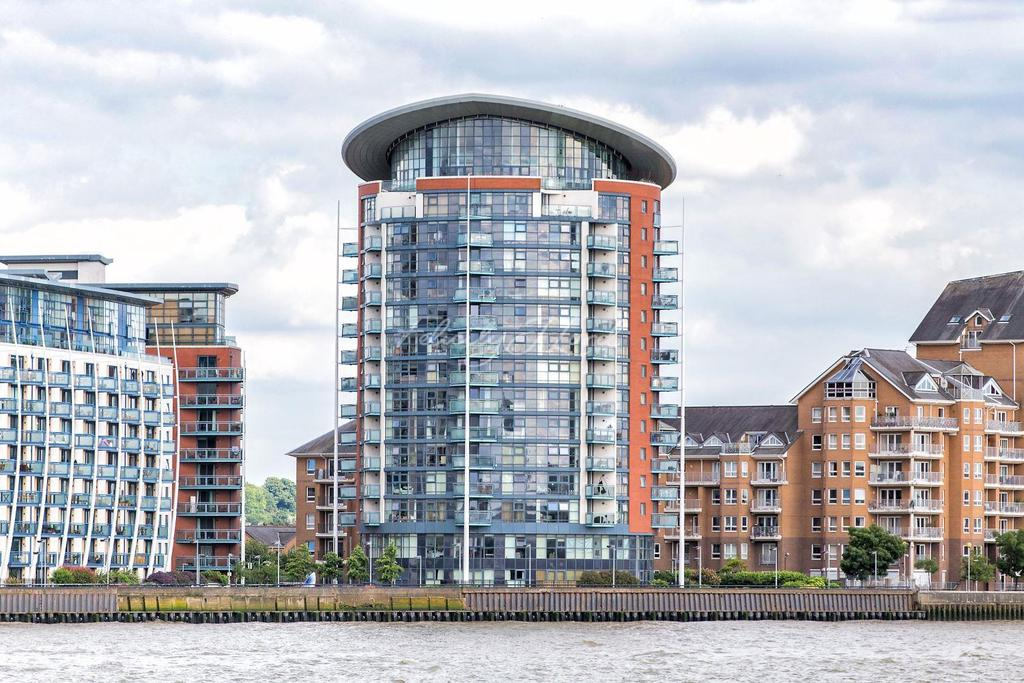 2 Bedrooms Flat for sale in Orion Point, Canary Wharf, E14