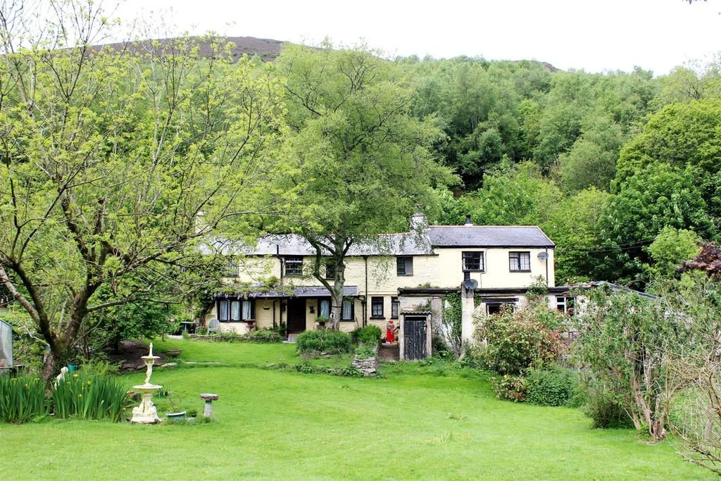 5 Bedrooms Detached House for sale in Hunters Inn valley, West Exmoor