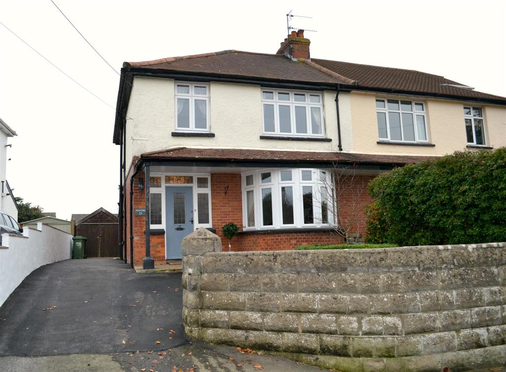 3 Bedrooms Semi Detached House for sale in Old Torrington Road