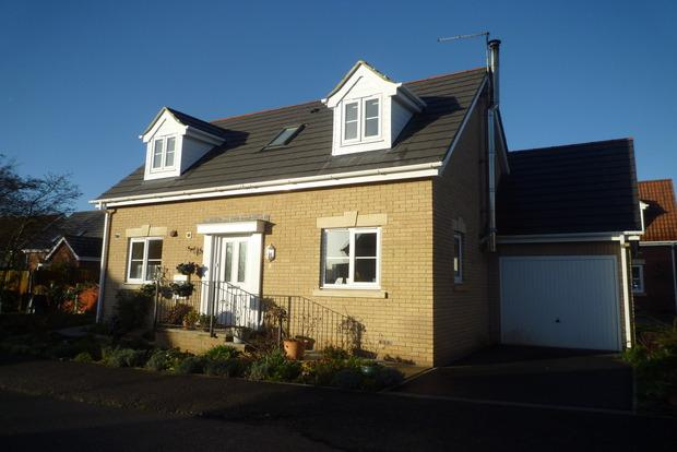 2 Bedrooms Detached House for sale in Winceby Close, Wisbech, PE14
