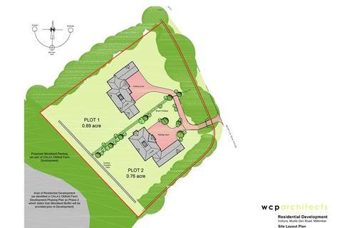 Land for sale - Inchyra, Murtle Den Road, Aberdeen, AB13