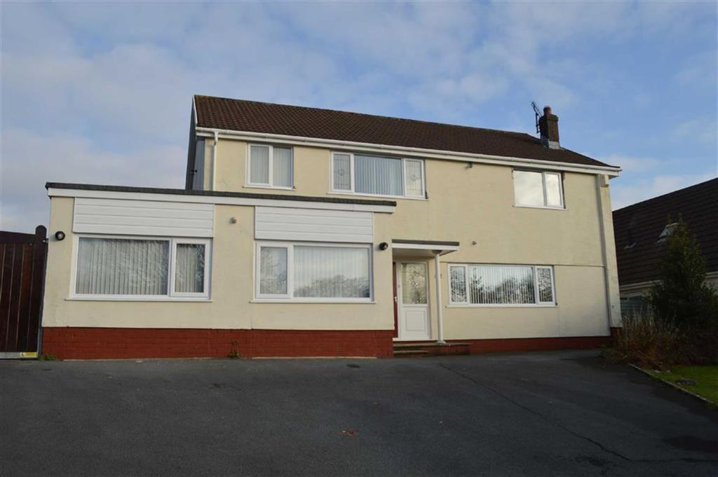 4 Bedrooms Detached House for sale in Saunders Way, Swansea, SA2